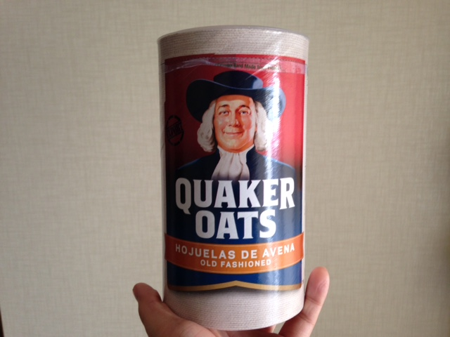QUAKERS OATS