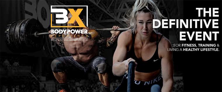 ボディーパワー(Bodypower)エキスポに挑戦!