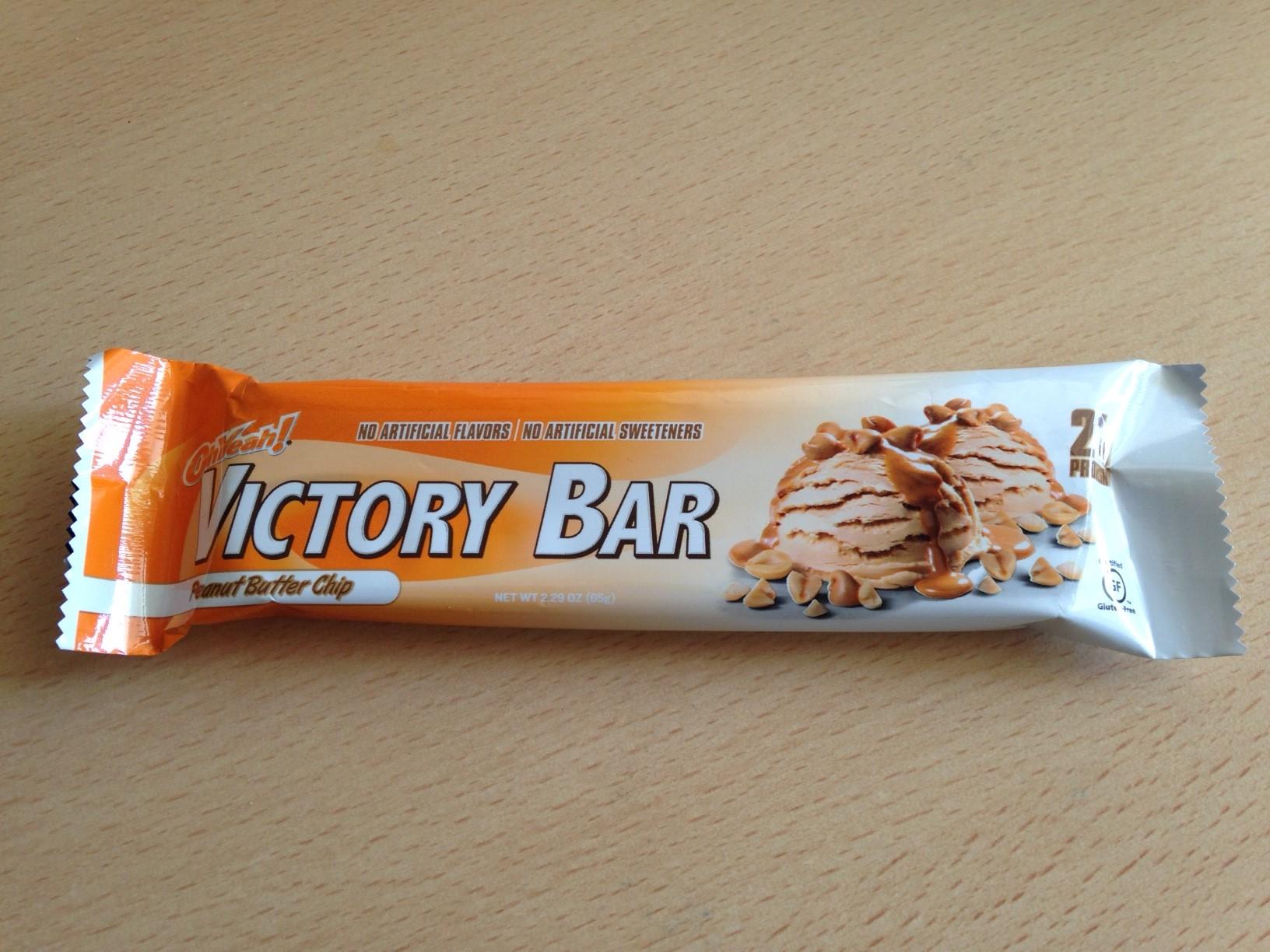 プロテインバー Victory bar(ビクトリーバー)