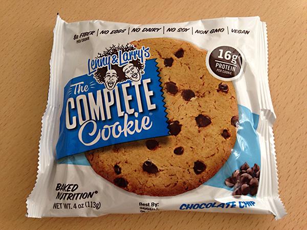 lenny & larry's ザ コンプリート クッキーの特徴