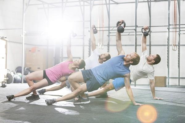 体脂肪を減らす運動としてケトルベルを使うべき5つの理由!