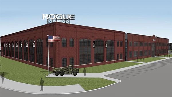 ローグフィットネス(Rogue Fitness)の歴史