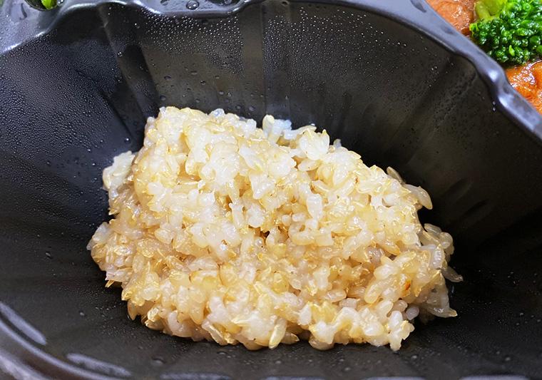 マッスルデリの玄米ご飯