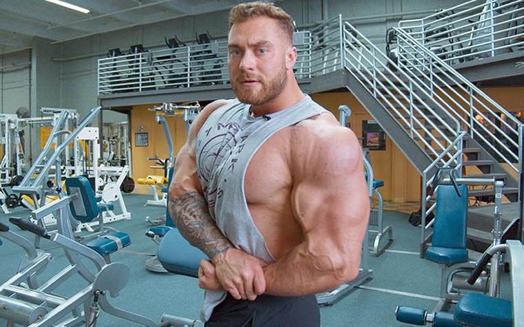 クリスバムステッドの身長・体重・脚のサイズ・トレーニングメニュー、食事内容のまとめ