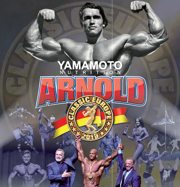 Yamamoto Nutrition アーノルドクラシック