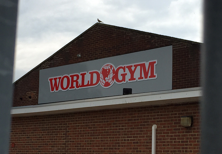 ワールドジム(World Gym)bedford