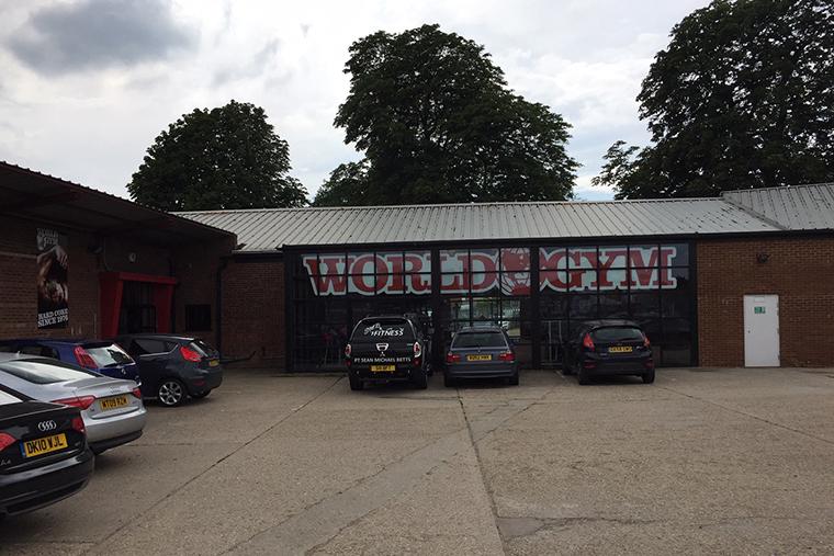 ワールドジム(World Gym)bedford
