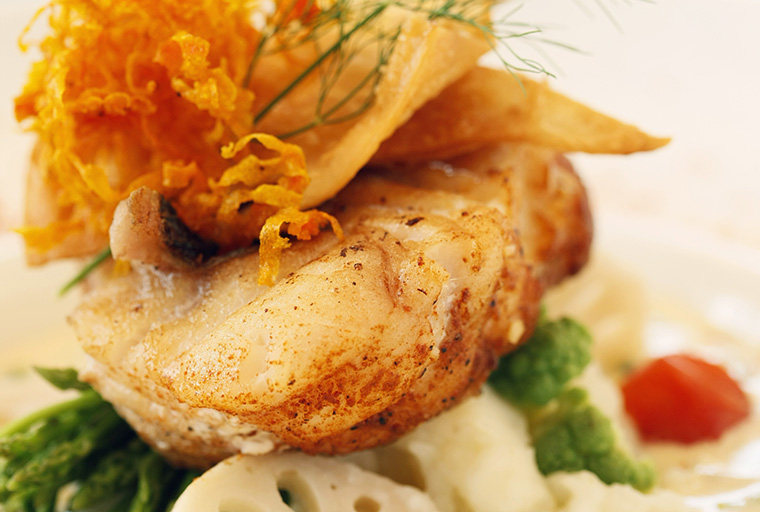 高タンパク質の魚 No.3 鯛(たい)