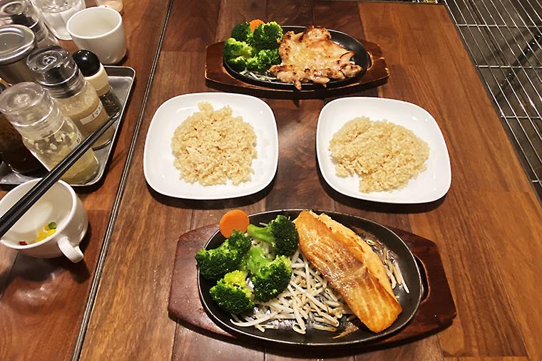 筋肉食堂の料理や味は?