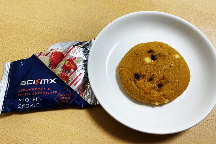 Sci-Mx PRO 2GO ストロベリーホワイトチョコレート味
