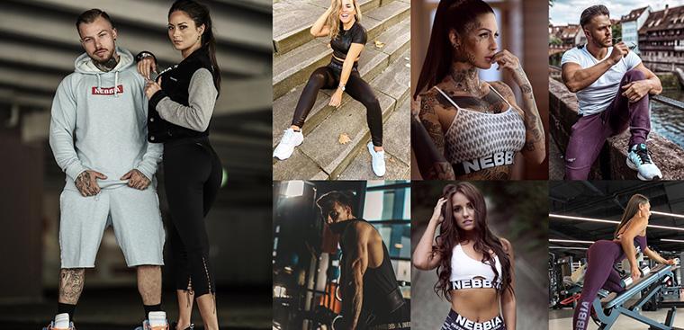 NEBBIA Fitnessとはどんなブランド?