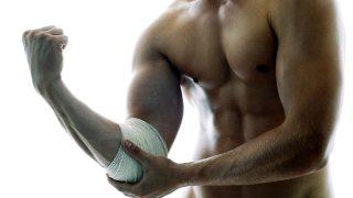 筋トレで肘の痛みや関節の痛みが出た時の対処法とお勧めリカバリーグッツ