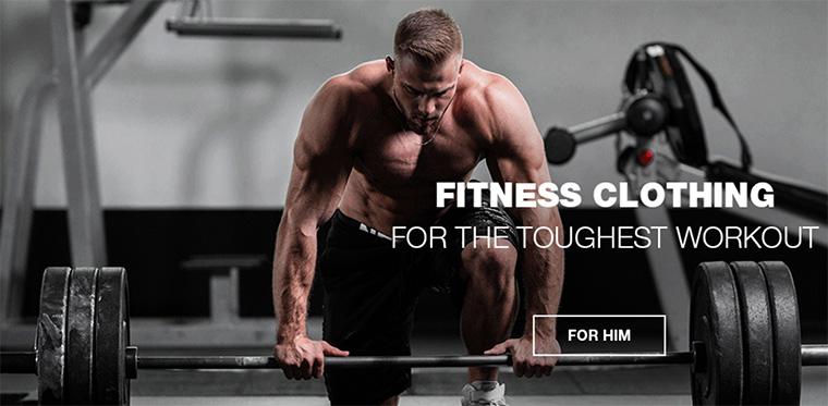 NEBBIA Fitnessのサイズ感は素材感は?