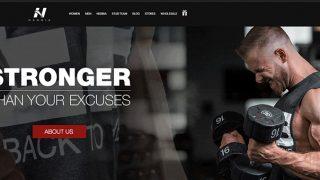 NEBBIA Fitness(ネビア)スロバキア生まれのフィットネスアパレルブランド