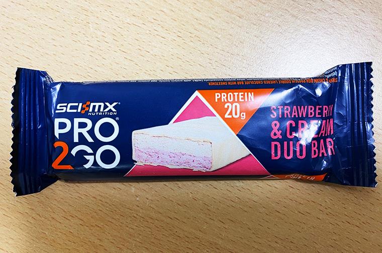 Sci-Mx ストロベリーアンドクリーム Duo Bar