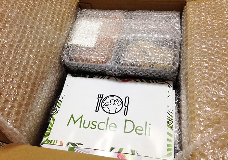 マッスルデリ(Muscle Deli)レビュー